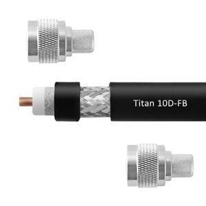 Кабельная сборка 10D-FB Titan (N-male - N-male)
