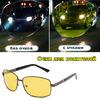 Очки солнцезащитные авто (желтые линзы) OT-INL74