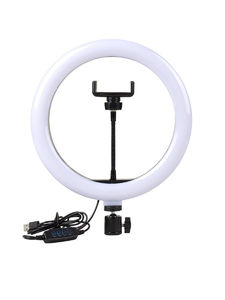 Кольцевая лампа M14 для фото и видеосъёмки D-16см