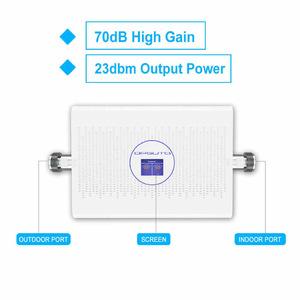 Усилитель GSM сигнала (репитер) OT-GSM20 (2G-900/1800)