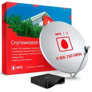 Комплект Спутниковый МТС с ресивером №35, 1 месяц