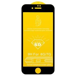 Защитное стекло для IPH 7G/8G (Black)
