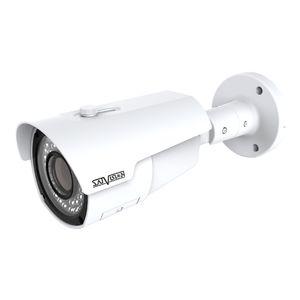 SVI-S343V, 4Mp, Аналитика, CMOS OV4689, 2,8-12мм c POE, Уличная IP камера.