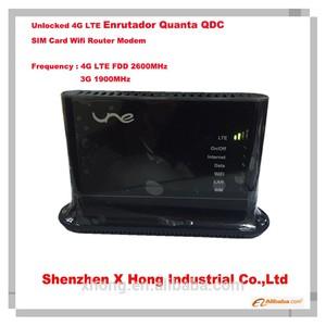 Роутер Wifi со встроенным модемом 4G, Enrutador Quanta QDC.