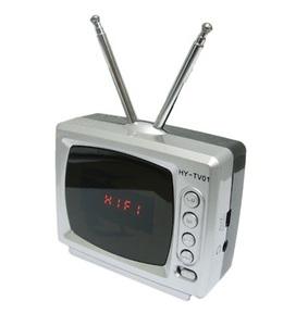 Колонка портативная MP3 Телевизор (3W, TF, FM, USB, аккум.BL-5C)
